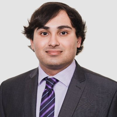 Kushagra Pegrin. Client Accountant