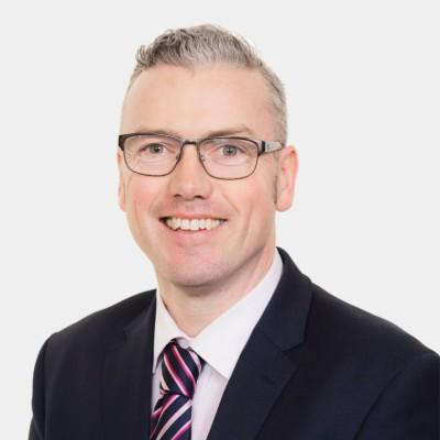 Patrick McCarrick Managing Director Knox House Trust