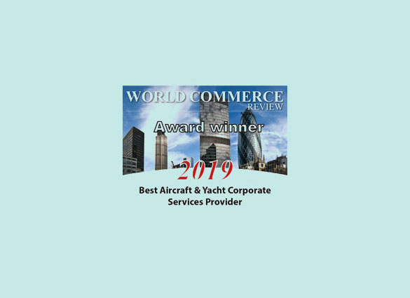 World Commerce 2019 Award