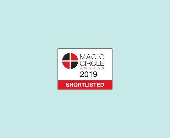 Magic Circle Awards 2019
