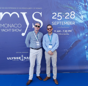 Patrick McCarrick and James Porter at MYS 2019
